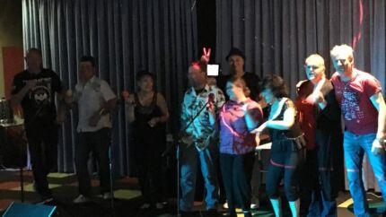 Karaoke Mayhem and musical performers Canberra