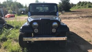 Jeep CJ-7 for TRADE
