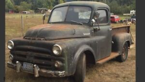 iOS Looking for 1953 dodge Fargo pickup