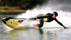 330cc 45Hp Powered Jetboard Surfboard, WoW!