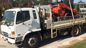 Bobcat and 10t tipper truck combo Jimboomba Logan Area Preview