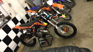 Absolutely mint 2012 Ktm 250sx