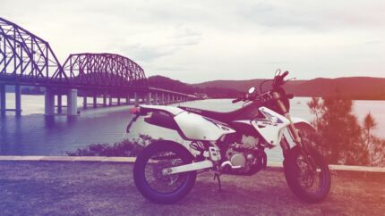 Looking for a drz400sm exhaust