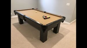 Canada Billiards Special Anniversary Table