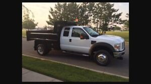 Looking for dump box or flat deck for f550