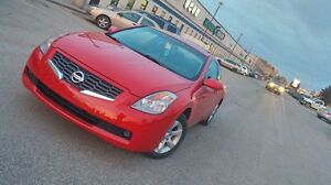 2008 Nissan Altima coupe low kms!! $11000 OBO