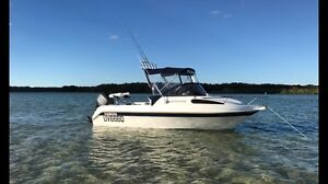Yalta Craft 535 all rounder Maroochy River Maroochydore Area Preview