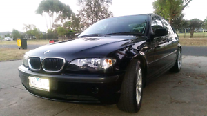 Bmw 318i 2003 rego till July Avondale Heights Moonee Valley Preview