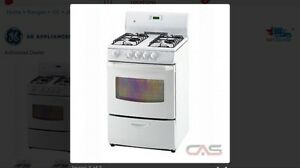 Natural gas oven