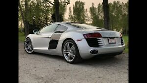 2009 Audi R8, Private Sale, Only 23,000 km