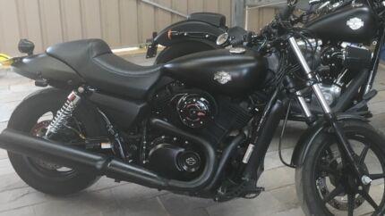 Harley Davidson xg 500