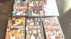 Greys Anatomy Season 4 to 7 Palmyra Melville Area Preview