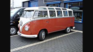 Wanted vw bus combi