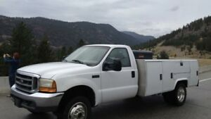 Ford superduty cab doors and fenders