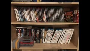 Tons Of Games And Systems