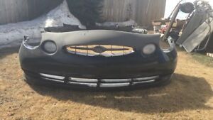 Bumpers for 99 Taurus SHO