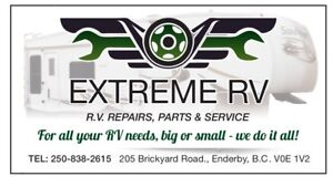 Need your RV fixed?  Call 250-838-2615