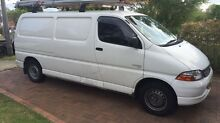 Toyota hiace 2003 low kms Georges Hall Bankstown Area Preview