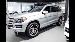 Mercedes GL350 BLUETEC 2013