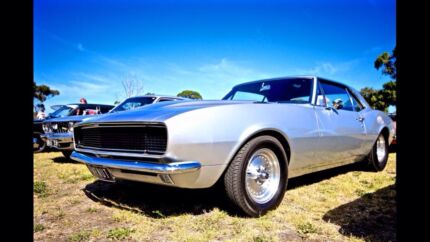 camaro,monaro,chevelle, torana,xy,xw,xr, charger, mustang, show, drag Aspendale Kingston Area Preview