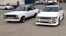 Wanted ford escort / Toyota sprinter Echuca Campaspe Area Preview