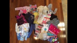Size 5 girls clothing lot (Group A)