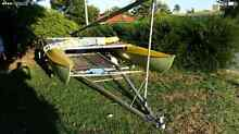 Catamaran Windrush 14 + Registered Trailer Thornlie Gosnells Area Preview
