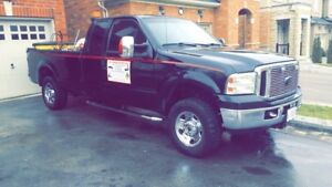 2006 Ford 250 super-duty