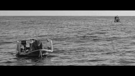 FX SHO with fishing platform