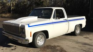 1978 Chevrolet C-10  BBC Shortbox