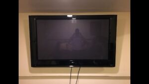 """60"""" LG - 1080p HD TV with everything included (except Subwoofer)"""