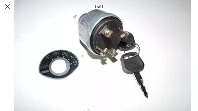 Ignition Switch And Two Key Jinma Farm Pro