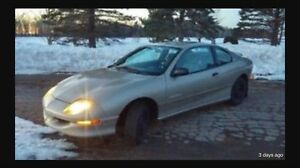 2000 Sunfire. Extremely low km