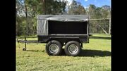 Off-road dual axle trailer Victory Heights Gympie Area Preview