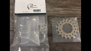Bicycle Multi Speed To Single Speed Cassette Conversion Cog Kit