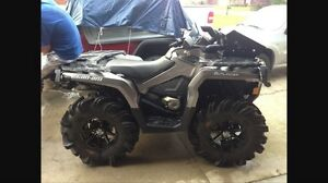 Looking for can am outlander