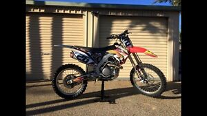 2015 CRF450R Thornlands Redland Area Preview