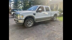 Ford F250 king Ranch DIESEL 2008