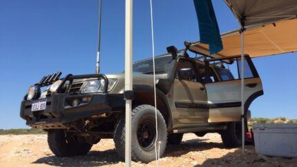 Nissan Patrol Gu Byford Serpentine Area Preview