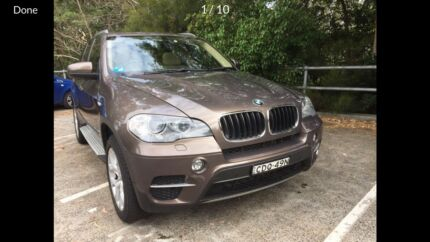 BMW X5 3.5i xDrive 2010 (MY11)