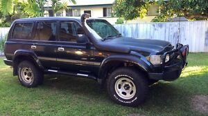 1994 80 series diesel landcruiser GXL manual Manoora Cairns City Preview