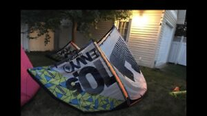 Liquid Force Envy NV 10.5m Kitesurf Kite 2015