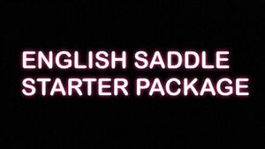 English starter package