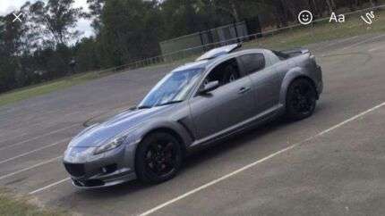 2005 rx8 5 months rejo sports exhaust and sound sustem