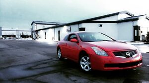 2008 Nissan Altima coupe low km $11000 (OBO) or best offer