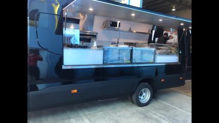 Coffee/ food van