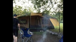 Coleman Montana 12 family tent Everton Hills Brisbane North West Preview