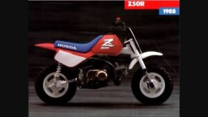 1988 z50r Wanted !!! Wanted !!