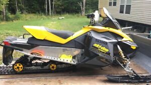 2008 SkiDoo MXZ 800...or Trade for ATV w/ Plow