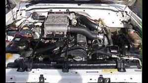 Gu 2.8 rd28 reconditioned motor engine will ship with warranty swap Lismore Lismore Area Preview